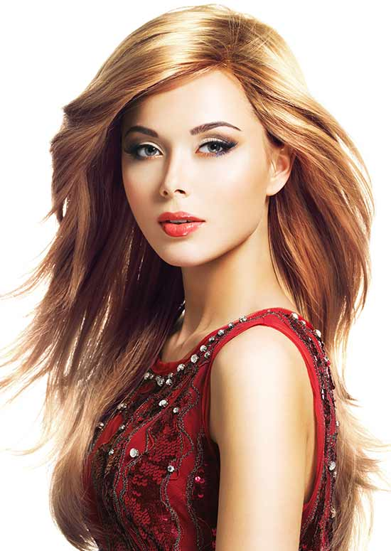 Latest Hairstyles For Long Hair - All-Around-Layers hairstyle