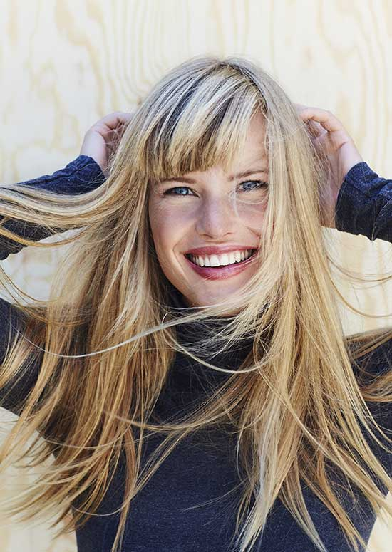 Latest Hairstyles For Long Hair - Angled Haircut