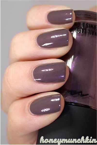 Anti Fashion for nails