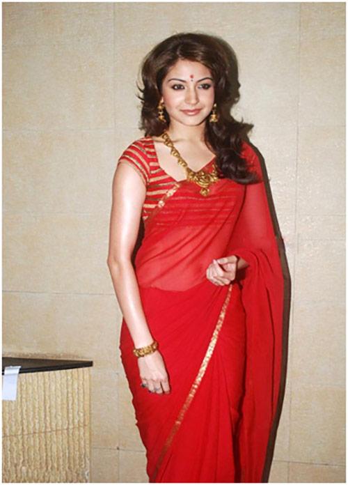 Bollywood Actresses In Sarees 41 Beautiful Hindi Heroines Images
