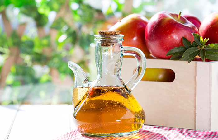Apple Cider Vinegar For Forehead Pimples