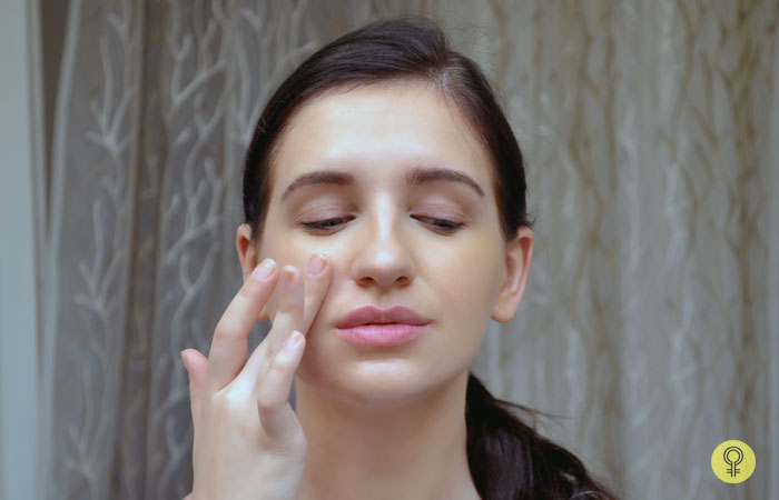 How To Apply Cream Foundation - Step 2: Apply Face Primer