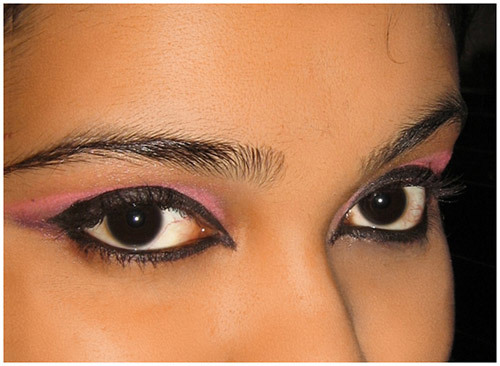 arabic eye makeup pictures