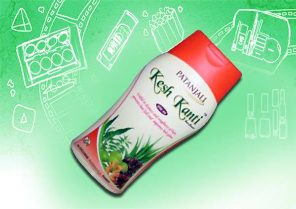 Best Hair Fall Shampoos - Baba Ram Dev Patanjali Kesh Kanti Shampoo