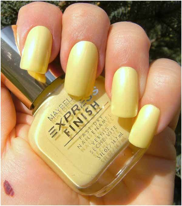 maybelline bamboo yellow