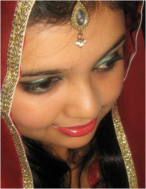 Bangladeshi Bridal Makeup - Final Look