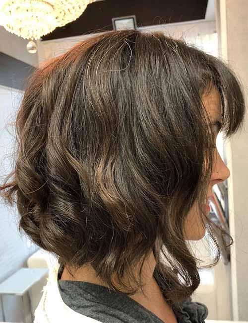 Bangs and Curls