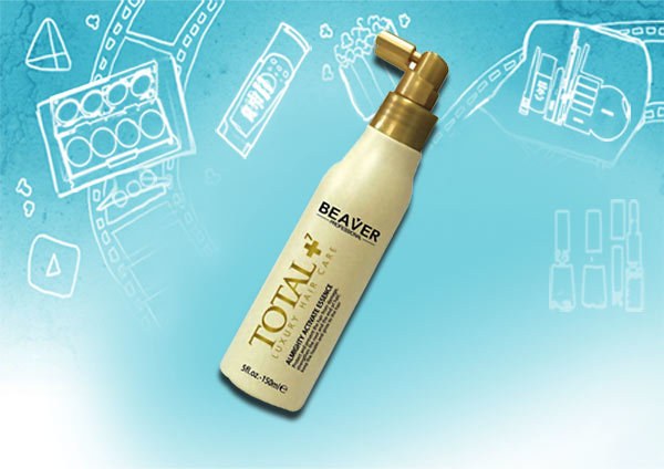 beaver professional hair serum
