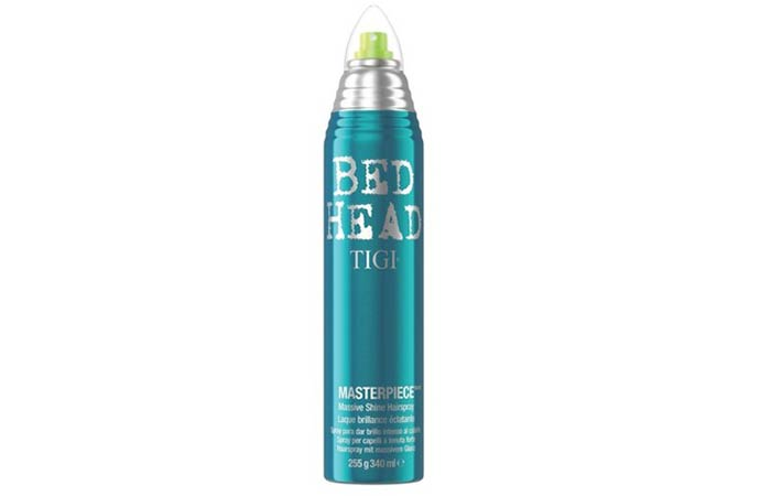 Bed Head TIGI Masterpiece Massive Shine Hairspray