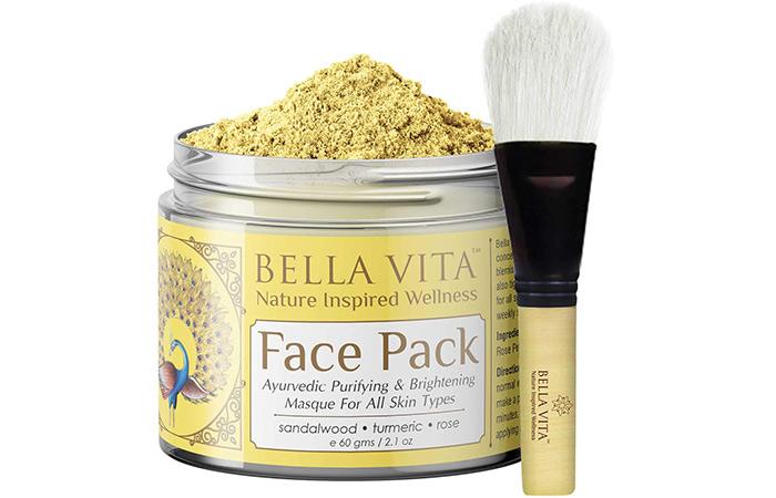 Bella Vita Face Pack