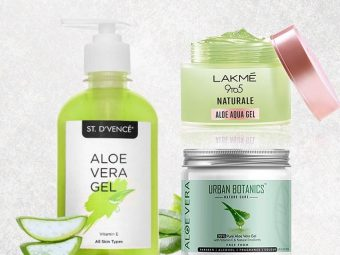 Best Aloe Vera Gels Available In India Our Top 10 Picks Of 2019