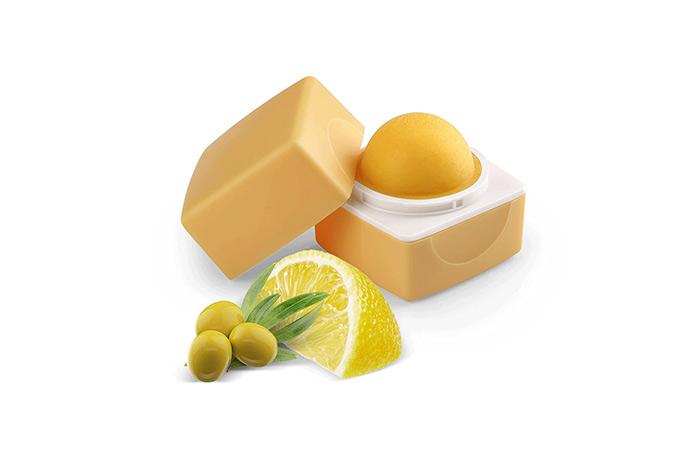 Best Chemical-Free Lip Balm Organic Harvest Lemon Lip Balm