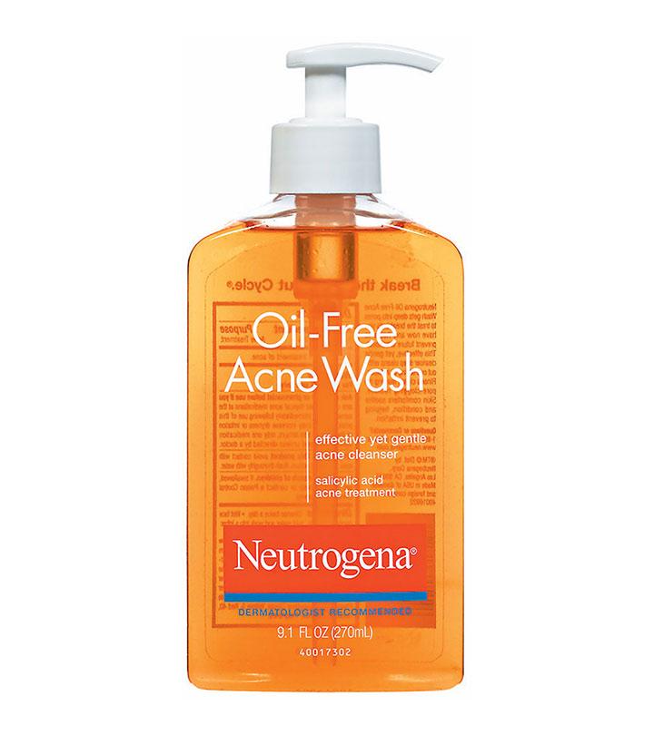 Top 10 acne treatments