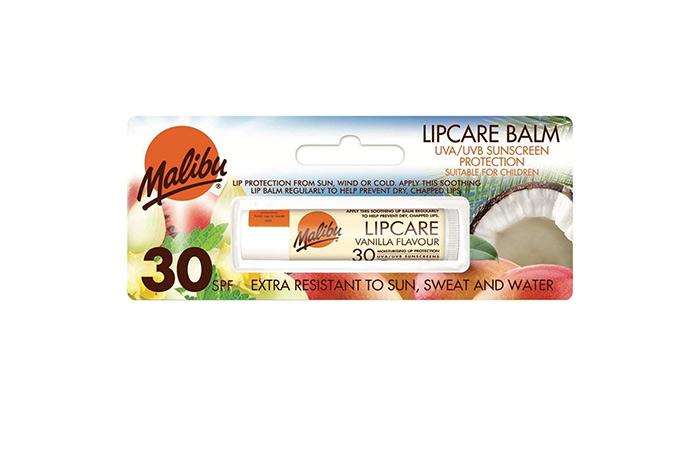 Best Water-Resistant Lip Balm Malibu Lip Care Balm