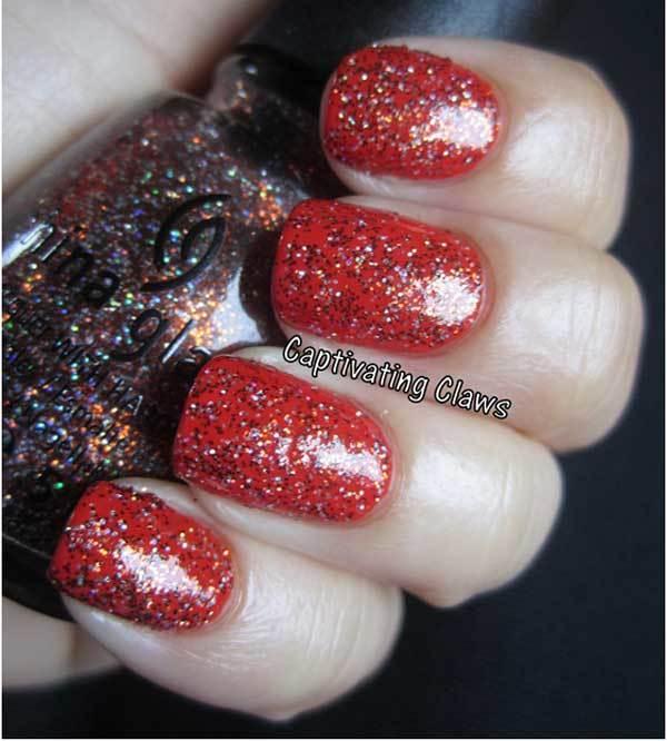 China Glaze Glitter Goblin Pinit