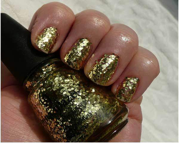 10 Best Glitter Nail Polishes And Swatches