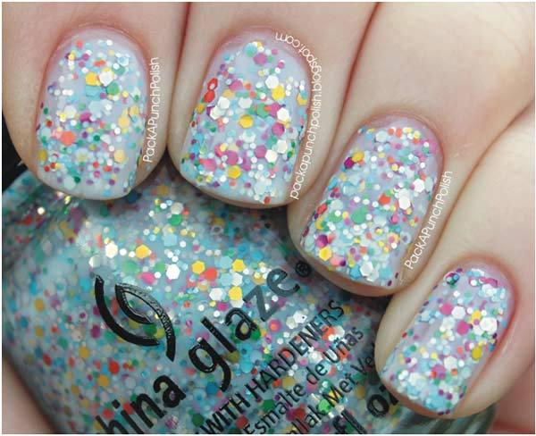 China Glaze Trapeze