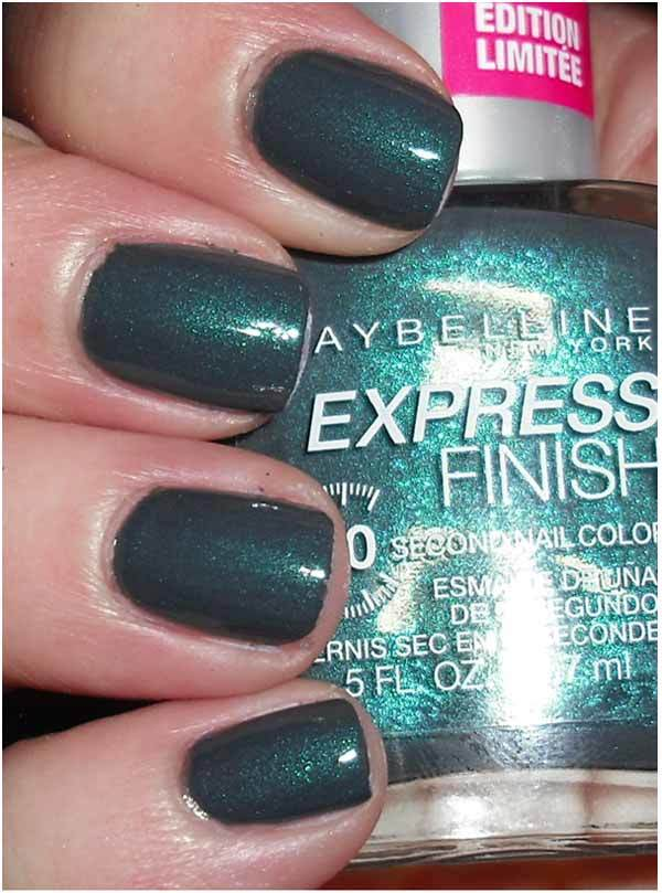 maybelline cool couture nail polish