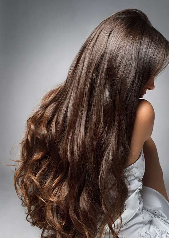 Latest Hairstyles For Long Hair - Curled Ends