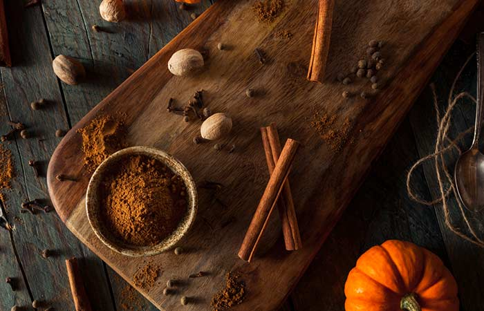 DIY Pumpkin And Nutmeg Skin Brightening Mask