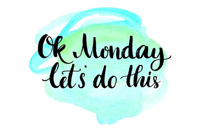 Green Tea Diet - Day 1 (Monday)