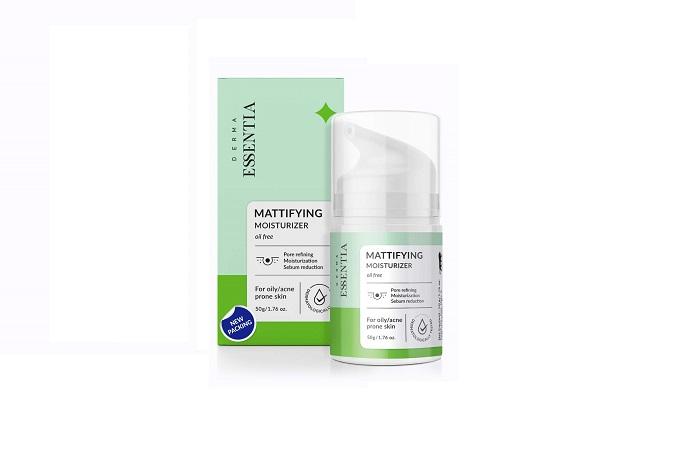 Derma Essentials Mattifying Moisturizer