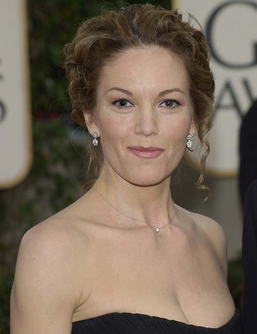 Diane Lane (Luxury Updo)