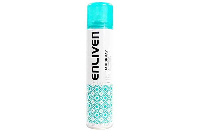 Enliven Ultra Hold Hairspray