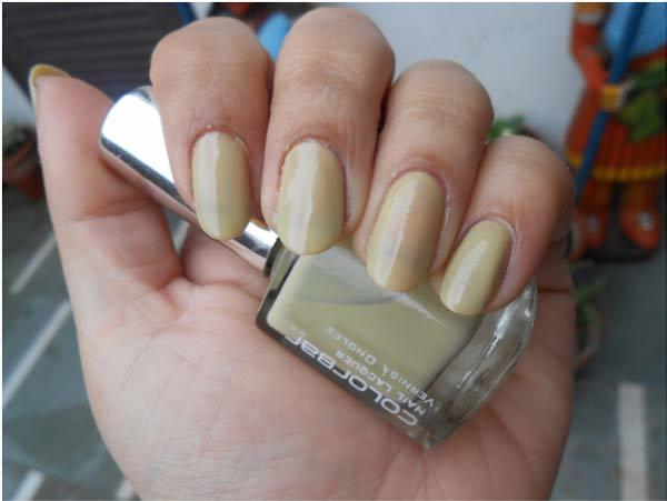 Exclusive nail polish