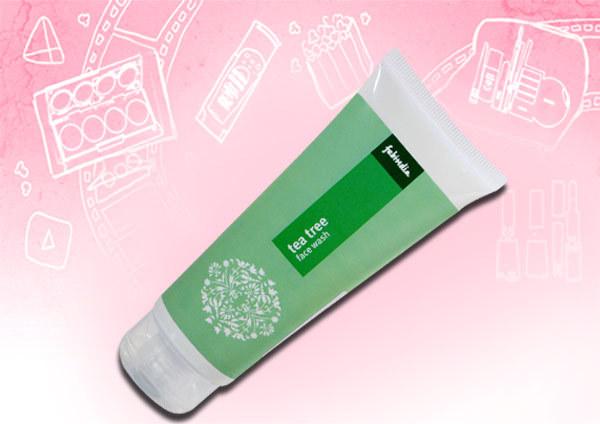 fabindia tea tree face wash