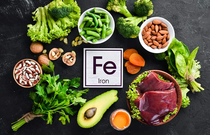 Foods To Increase Iron Levels