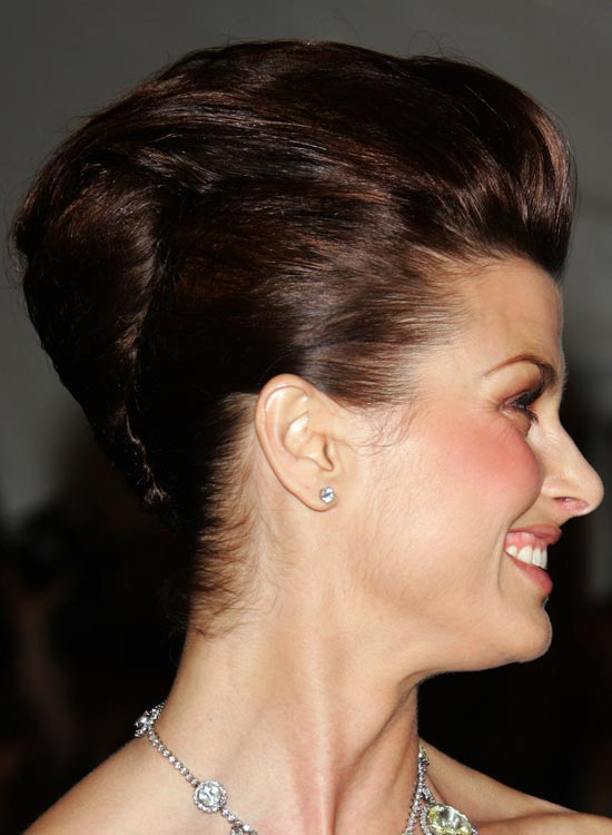 French-Twist-with-Volumized-Top