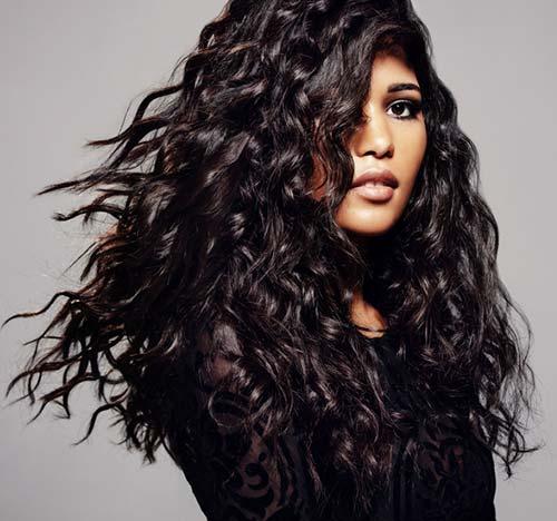 Glossy Curls