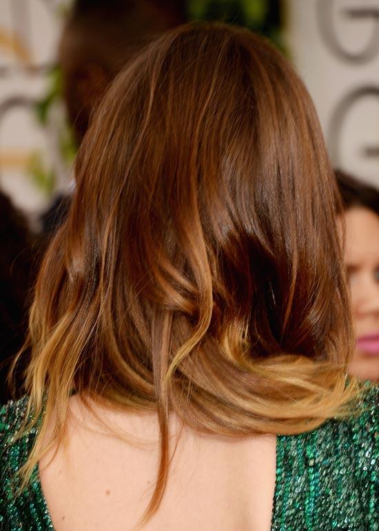 Goldenes Haar