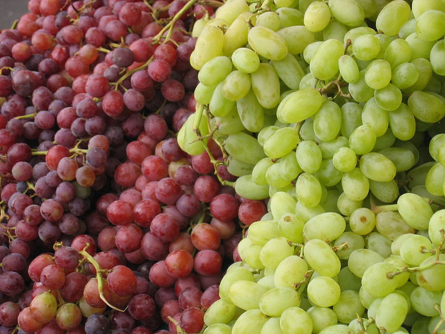 Best Fruits For Health - Grapes