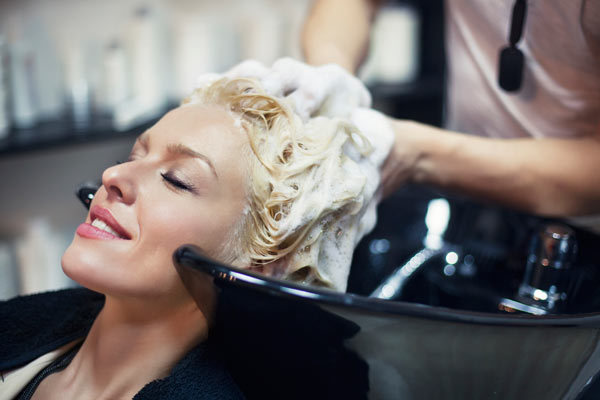 spa treatment for hair loss