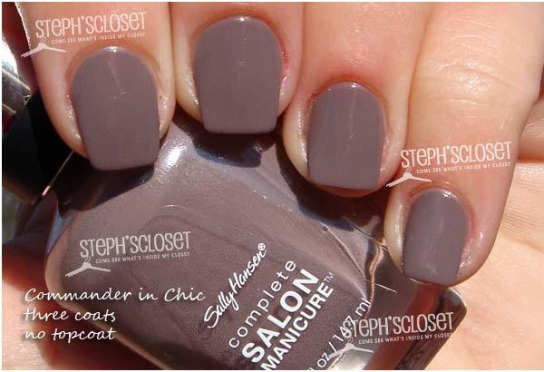 sally hansen commander in chic swatch