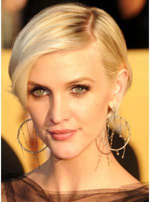 short hairstyles for heart shaped faces 2013