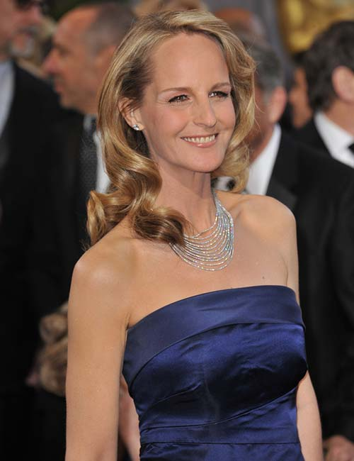 Helen Hunt (geblasene Locken)