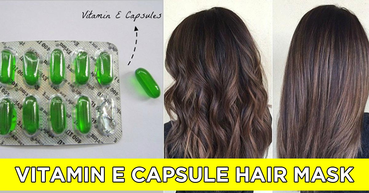 How Does Vitamin E Help In Hair Growth