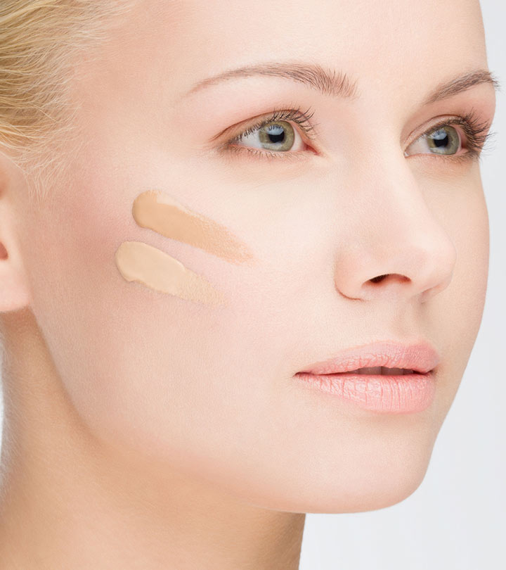 How To Apply Cream Foundation?