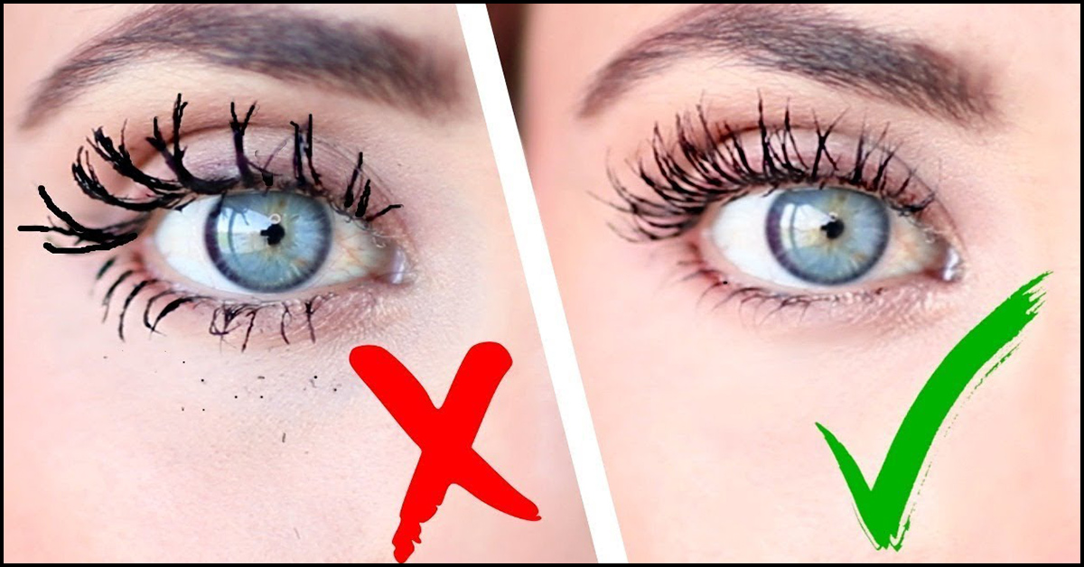 97e3675a832 How To Apply Mascara Perfectly Like A Pro (Without Smudging)?