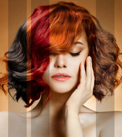 How To Pick Hair Colors For Pale Skin