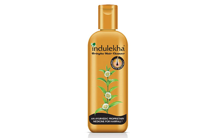 Indulekha Bringha Hair Cleanser - Anti-Hair Fall Shampoos