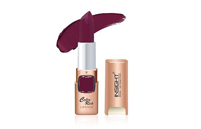 Insight Color Rich Matte Lipstick – 06 Sugar Plum