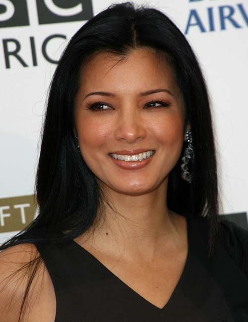 Kelly Hu – Naturally Straight