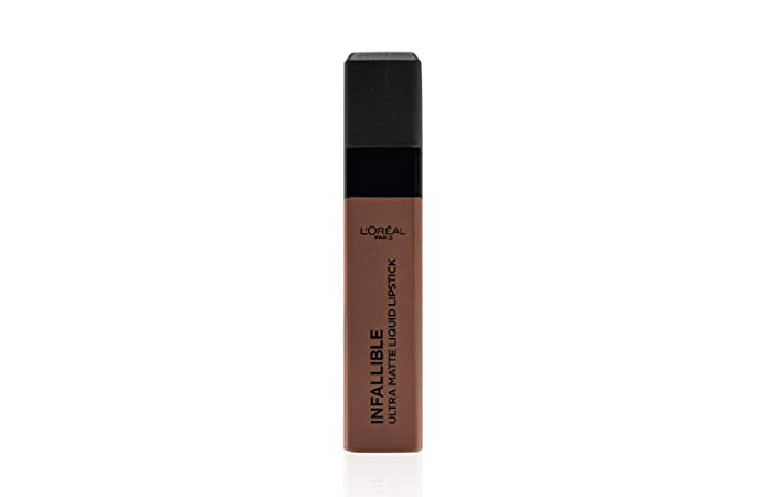 L'Oreal Paris Infallible Pro Matte Liquid Lipstick – 372 Petal Potion