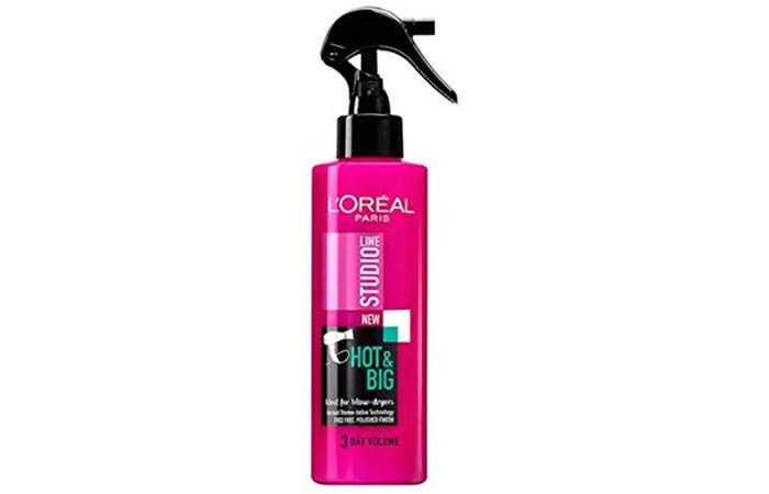 L'Oreal Paris Studio Line Hot & Big Hairspray