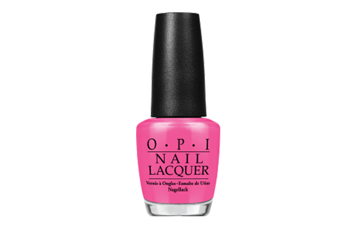 OPI Nail Polish - La Pazitively Hot Shade