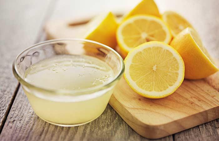 Lemon Or Lime Juice
